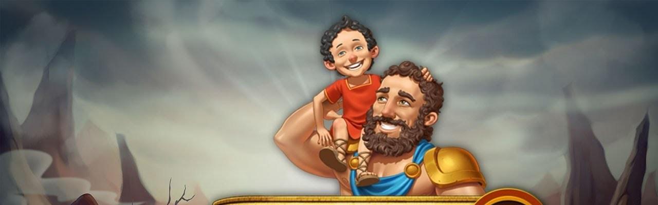 12 Labours of Hercules V: Kids of Hellas Steam Key EUROPE