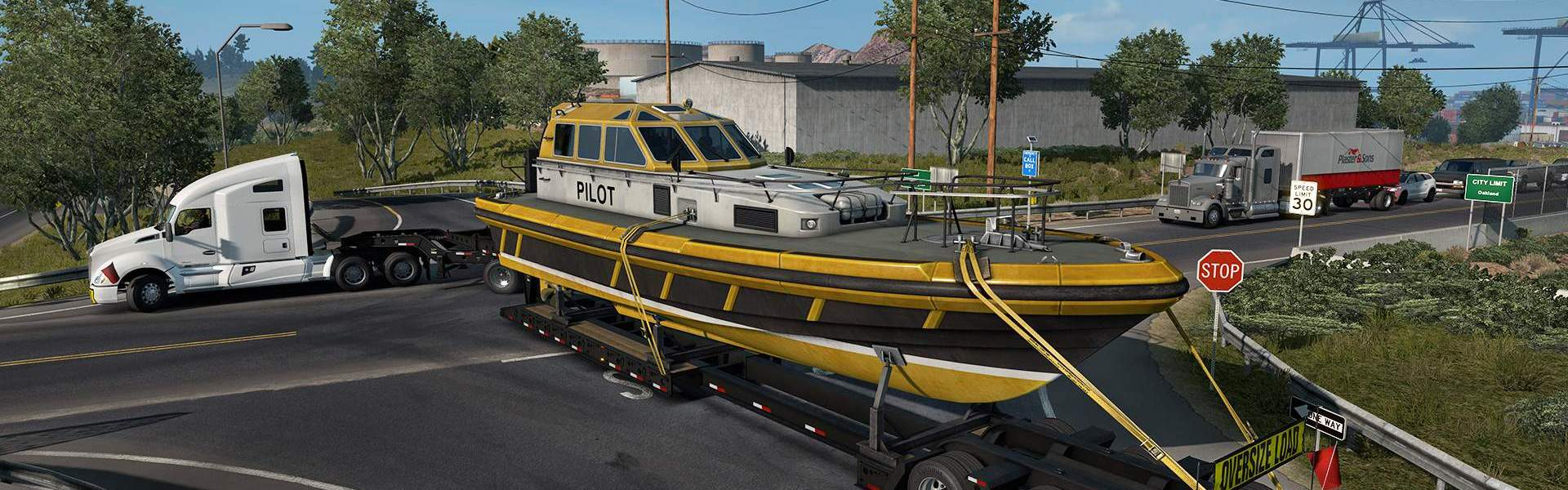 American Truck Simulator - Special Transport (DLC) Steam Key GLOBAL