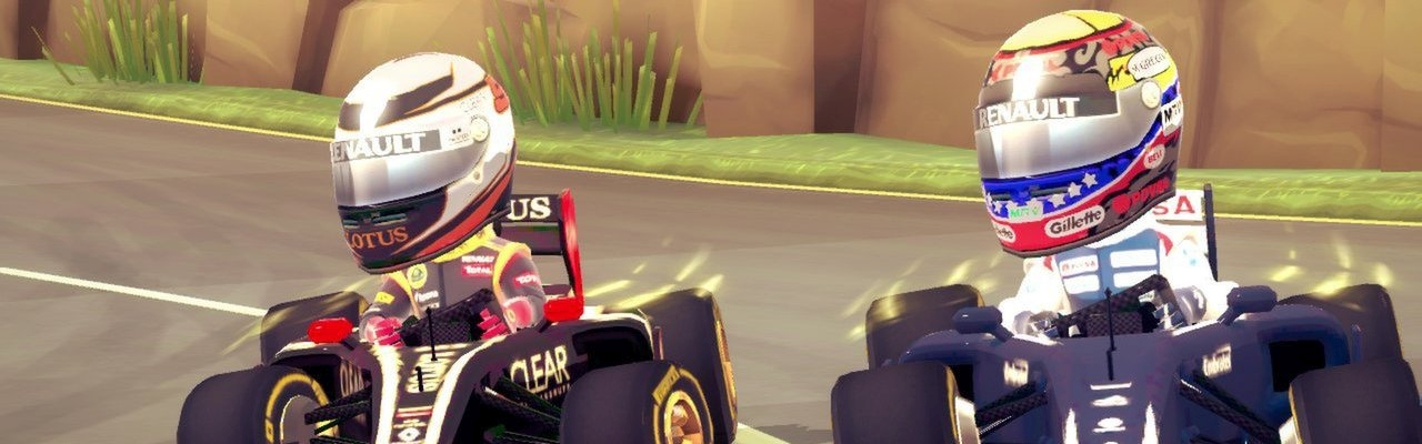 F1 Race Stars Complete Steam Key GLOBAL