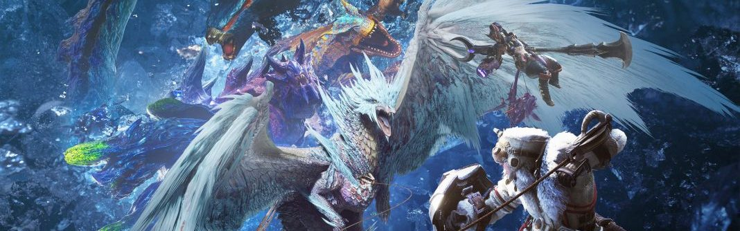 Monster Hunter World Iceborne Deluxe Edition Steam Key LATAM
