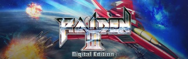 Raiden III Digital Edition Steam Key GLOBAL
