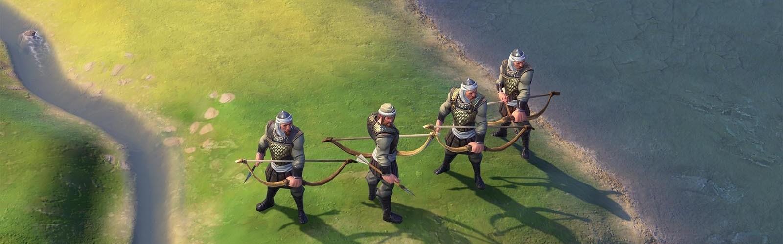 Sid Meier's Civilization VI - Persia and Macedon Civilization & Scenario Pack (DLC) Steam Key GLOBAL