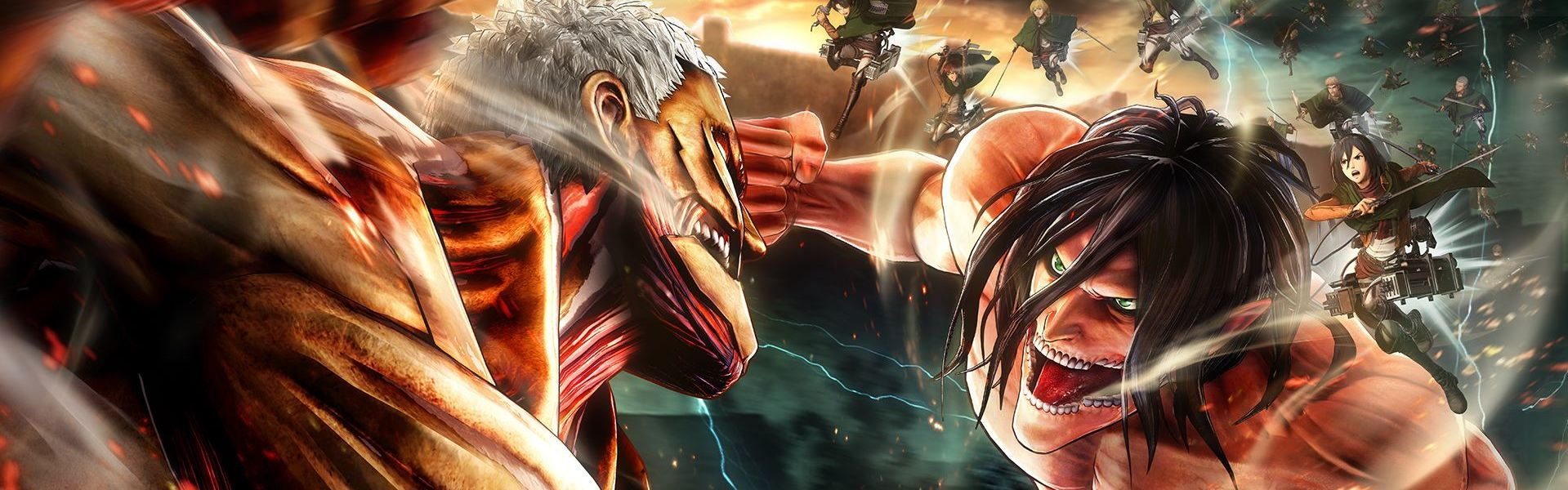 Attack on Titan 2 - A.O.T.2  Steam Key GLOBAL