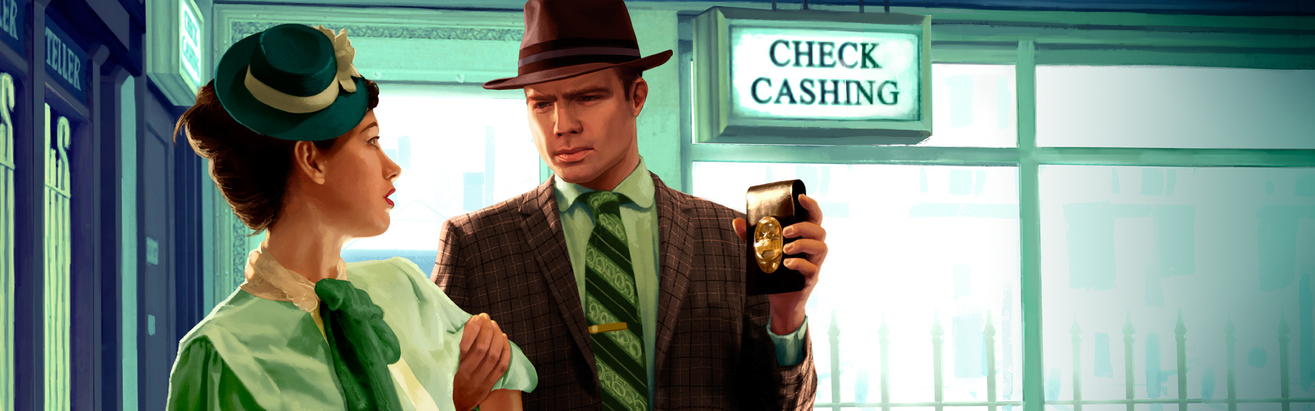 L.A. Noire (Xbox One) Xbox Live Key EUROPE