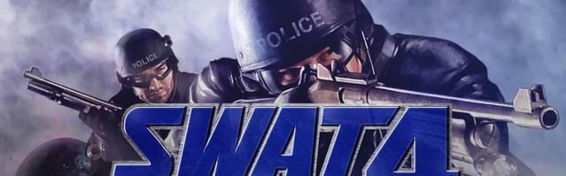 SWAT 4 (Gold Edition) Gog.com Key GLOBAL