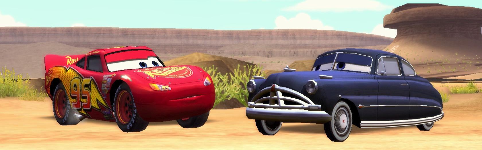Disney Pixar Cars: Mater-National Championship Steam Key GLOBAL