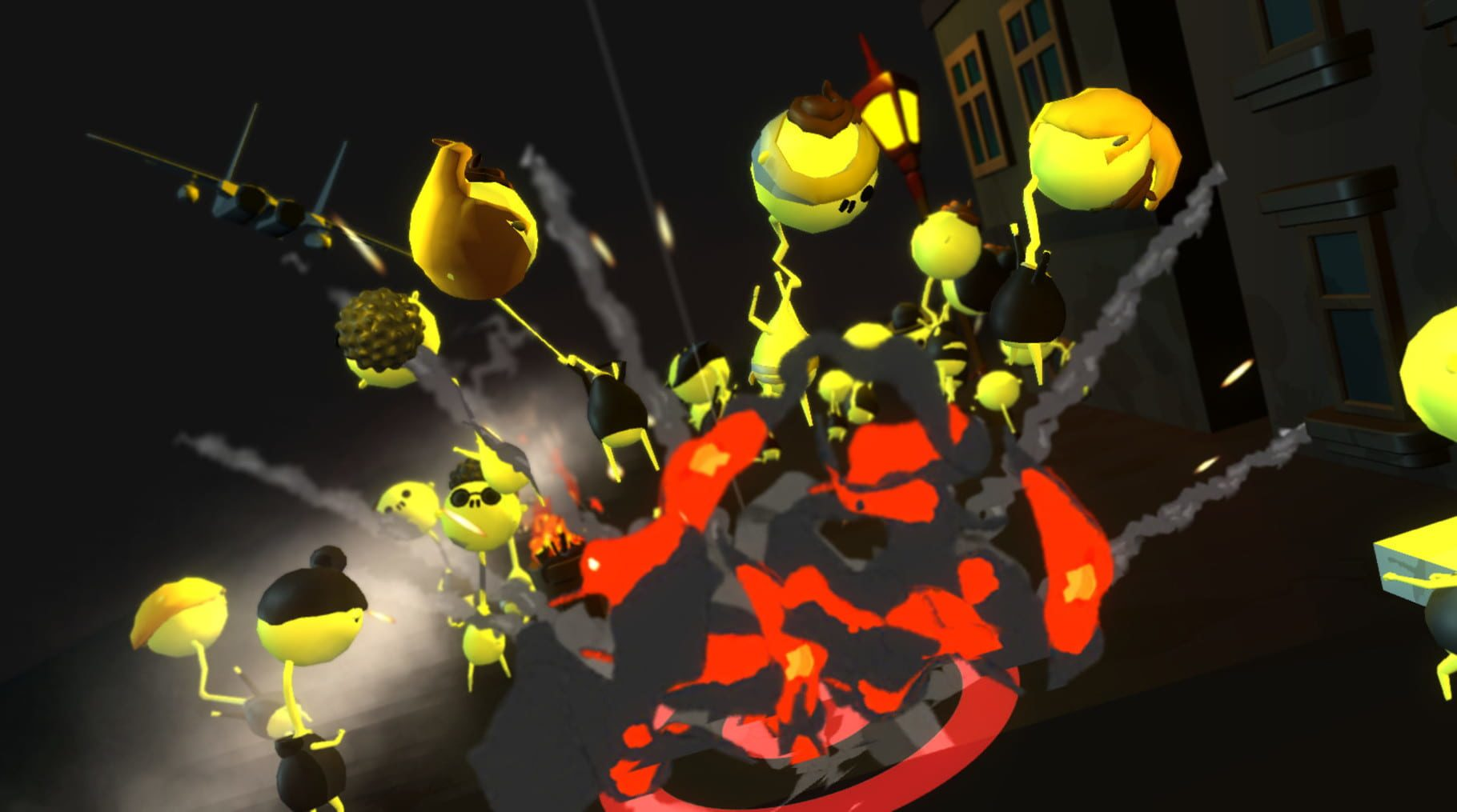 There's Poop In My Soup: Pooping with Friends Steam Key GLOBAL