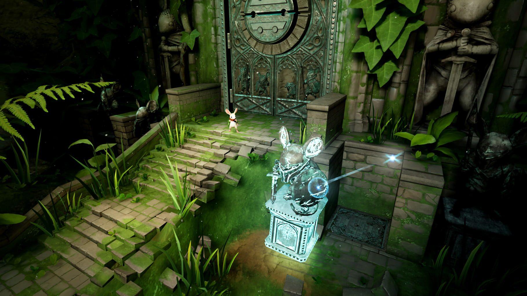 Moss [VR] Steam Key GLOBAL