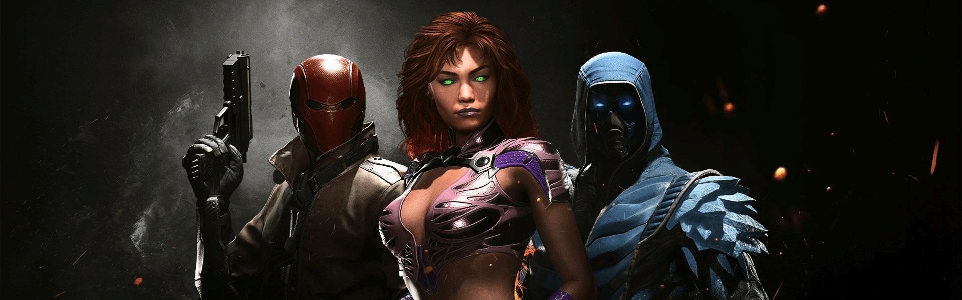 Injustice 2 - Fighter Pack 1 (DLC) Steam Key GLOBAL