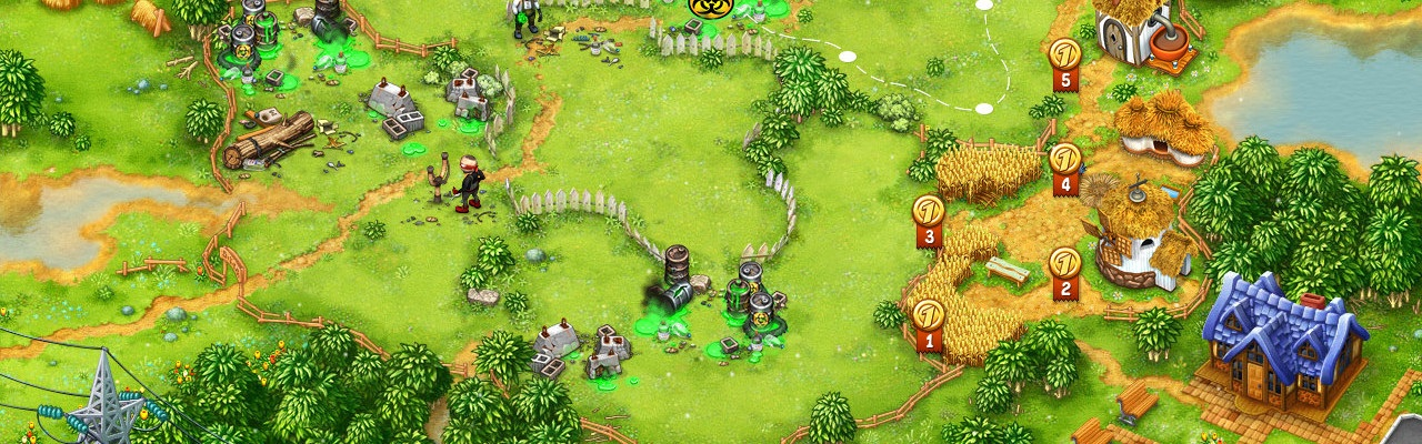 Green Ranch Steam Key GLOBAL