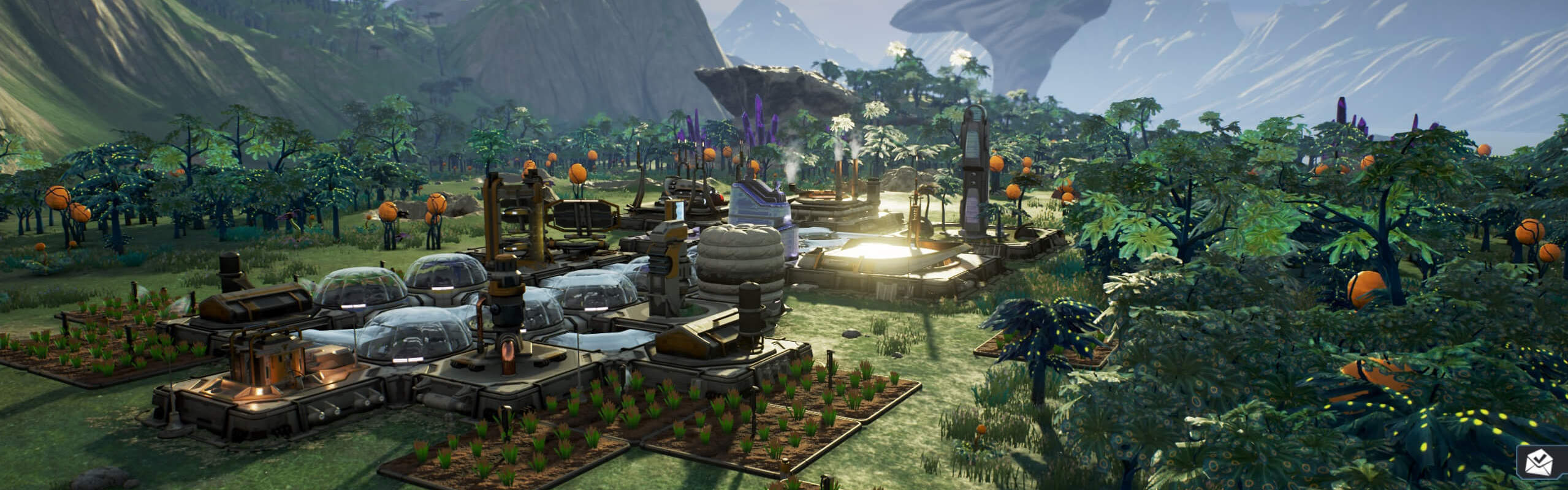 Aven Colony - Cerulean Vale (DLC) Steam Key GLOBAL