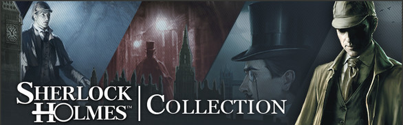 The Sherlock Holmes Collection Steam Key GLOBAL
