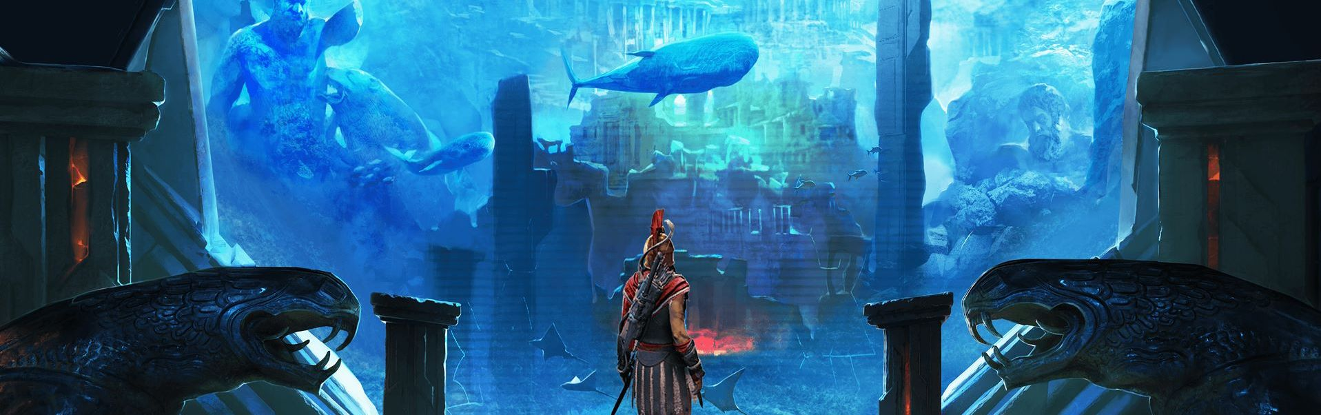 Assassin's Creed Odyssey - The Fate of Atlantis (DLC) Uplay Key UNITED STATES