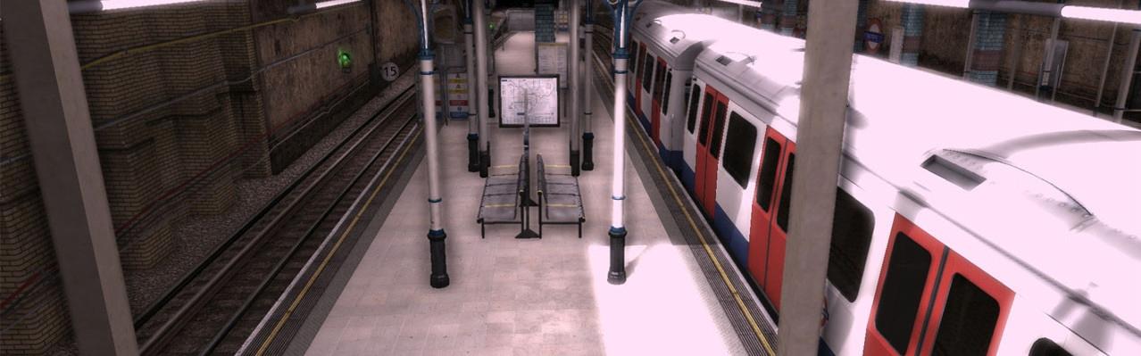 World of Subways 3 – London Underground Circle Line Steam Key GLOBAL