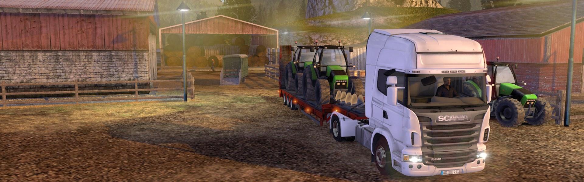 Trucks & Trailers Steam Key EUROPE