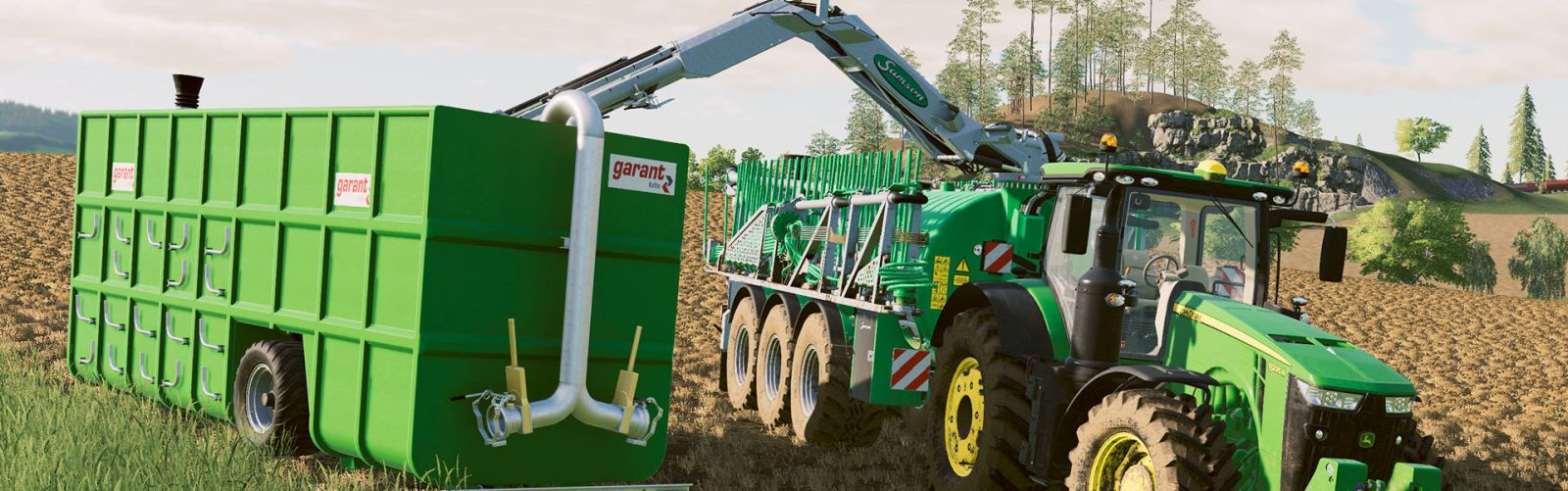 Farming Simulator 19 GIANTS Official Website Key GLOBAL