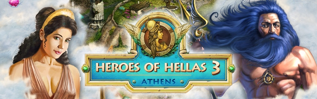 Heroes of Hellas 3: Athens Steam Key GLOBAL