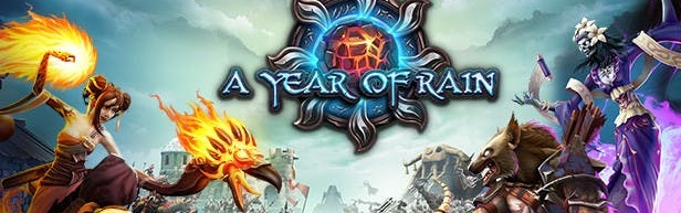 A Year of Rain Steam Key GLOBAL