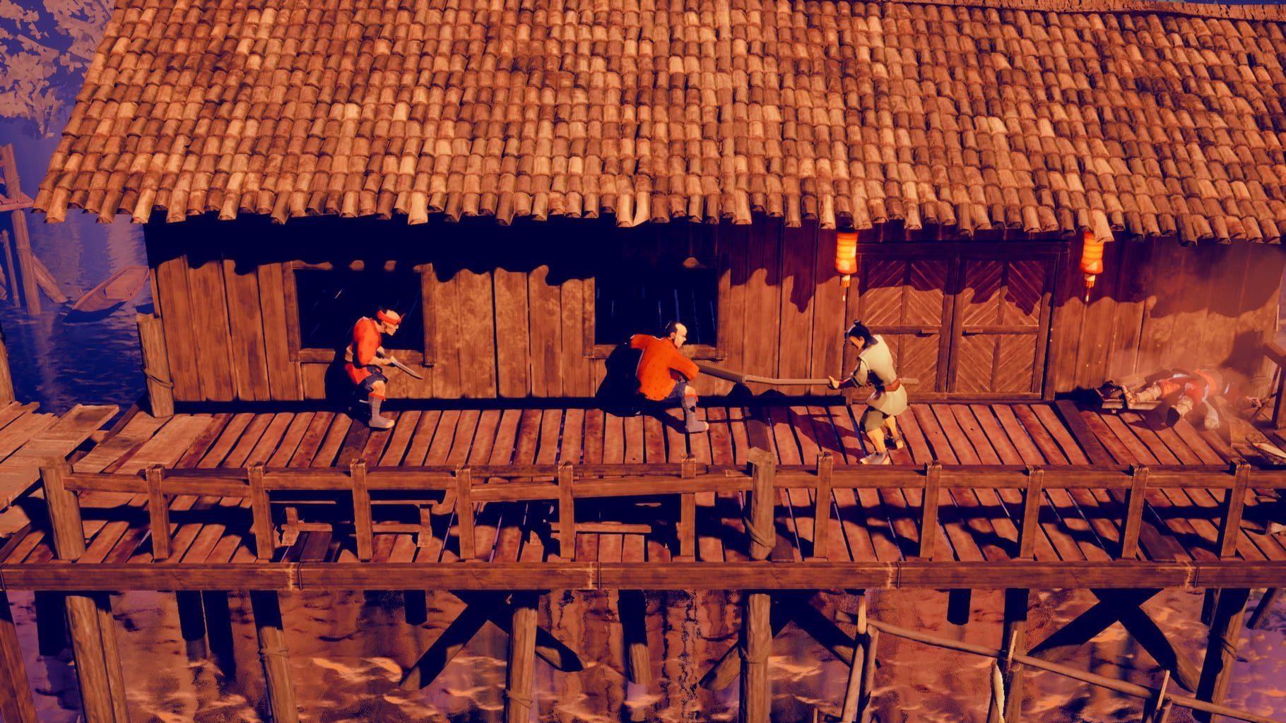 9 Monkeys of Shaolin Steam Key GLOBAL