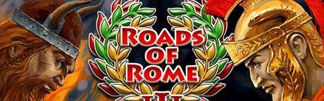 Roads of Rome III Steam Key GLOBAL