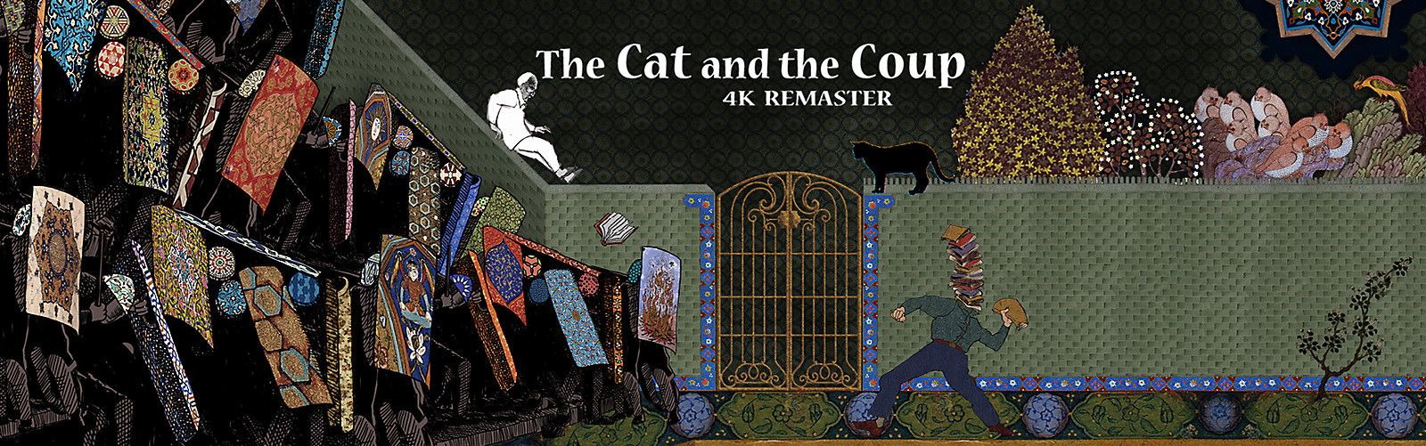 The Cat and the Coup (4K Remaster) Steam Key GLOBAL