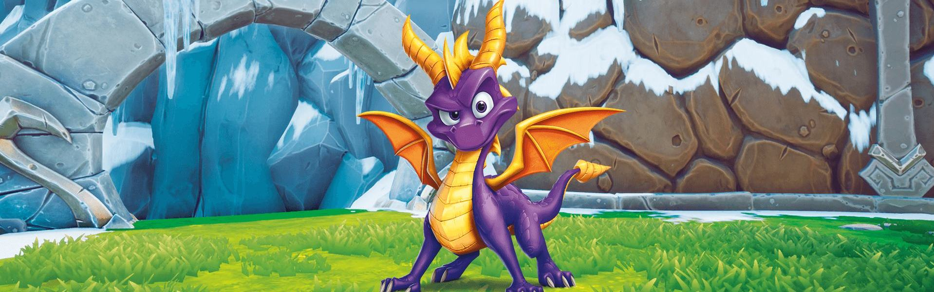 Spyro Reignited Trilogy Steam Key EUROPE