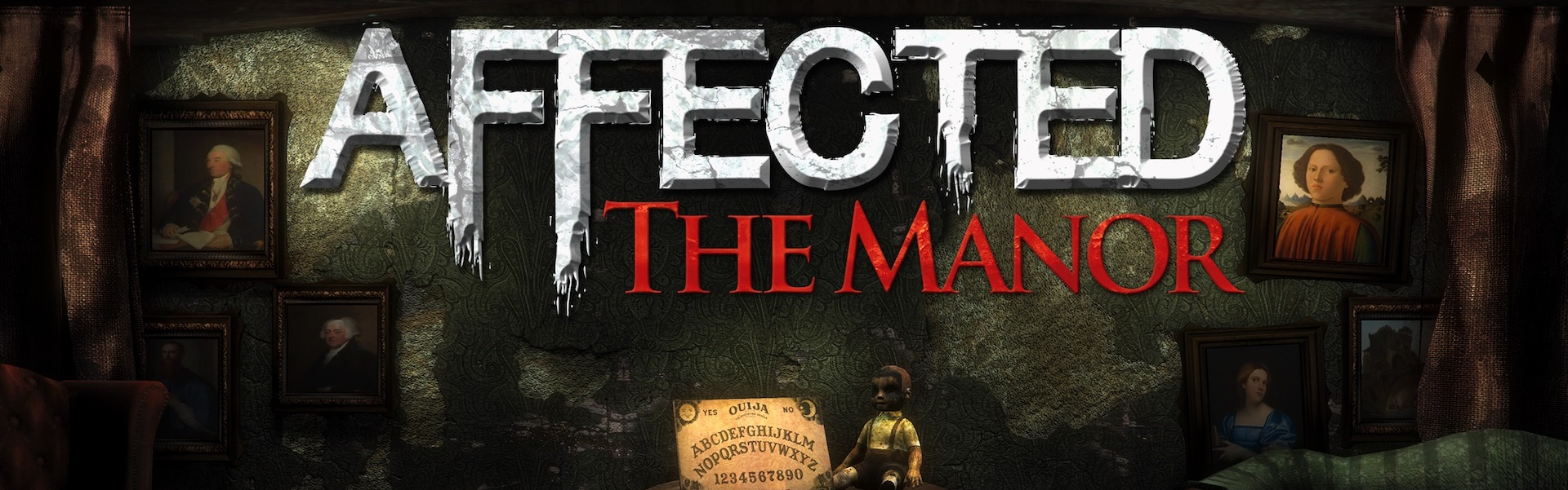 AFFECTED: The Manor VR Steam Key GLOBAL