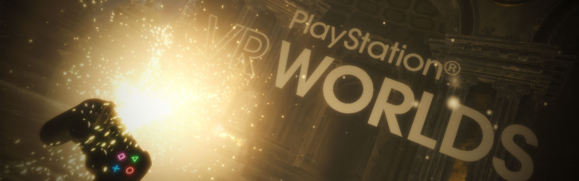 PlayStation VR Worlds (PS4) [VR] PSN Key EUROPE