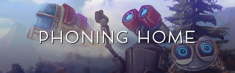 Phoning Home Steam Key GLOBAL