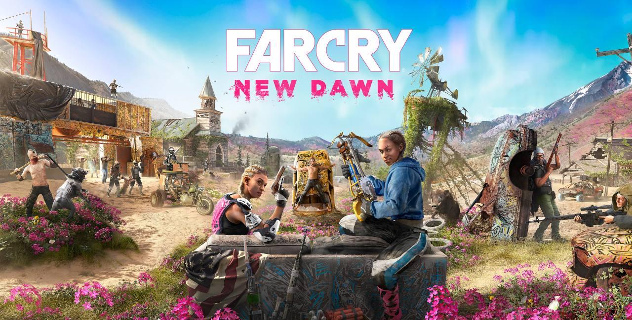 Far Cry: New Dawn Uplay Key EMEA