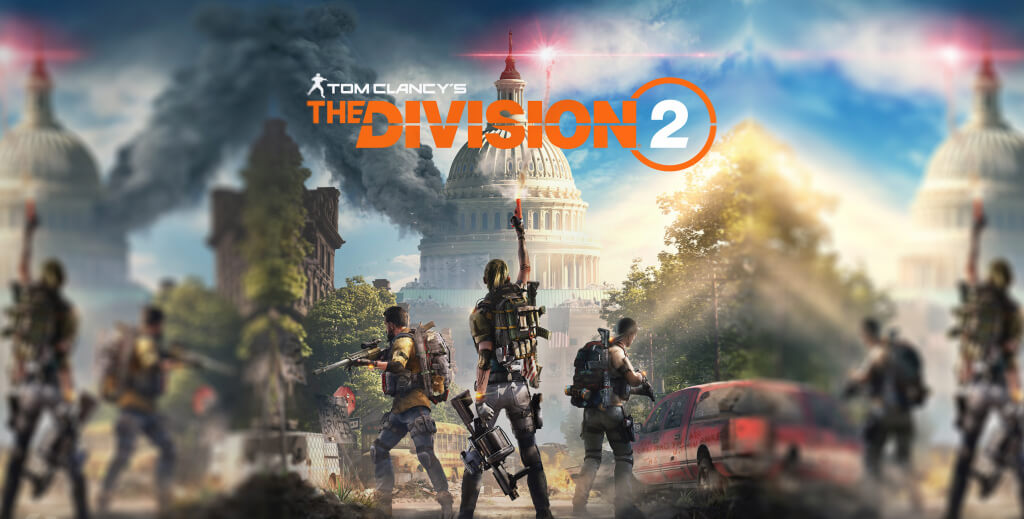 Tom Clancy's The Division 2 Uplay Key EMEA