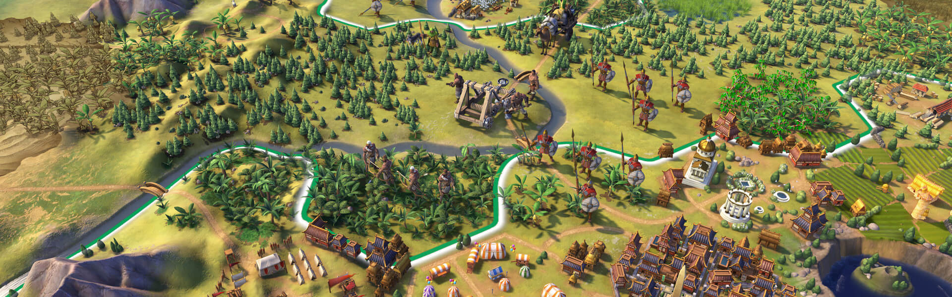Sid Meier's Civilization VI: Gold Edition Steam Key EUROPE