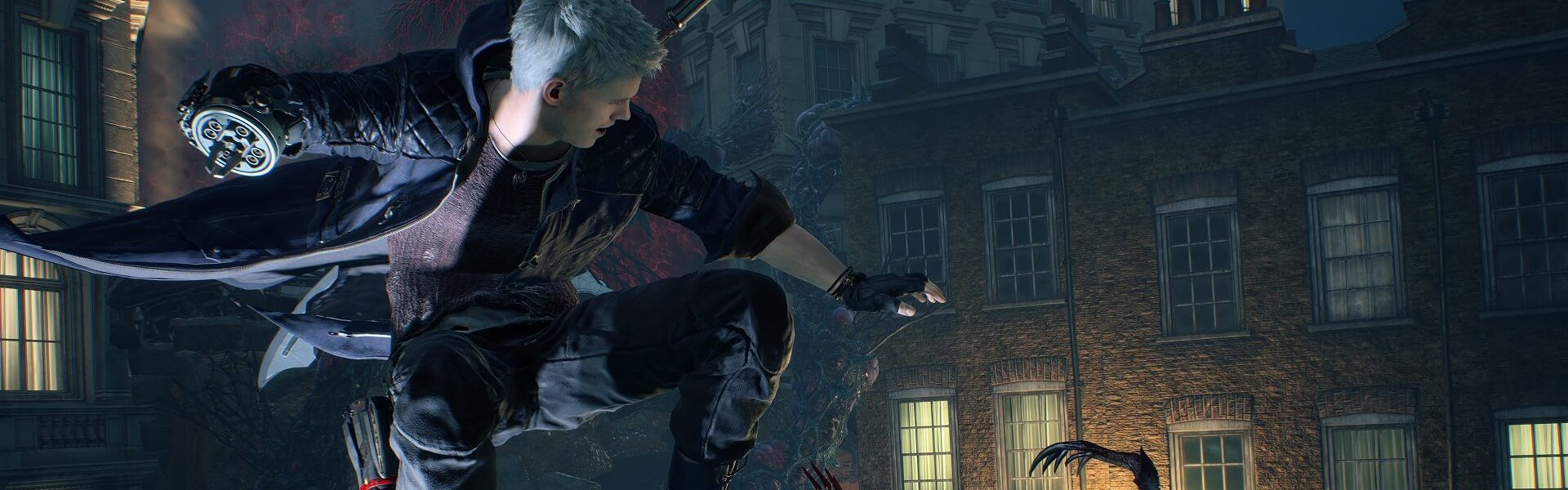 Devil May Cry 5 (Deluxe Edition) Steam Key EUROPE