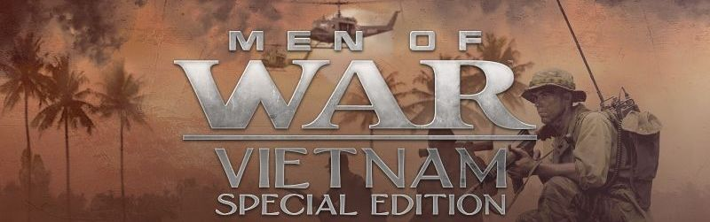 Men of War: Vietnam (Special Edition) Steam Key GLOBAL