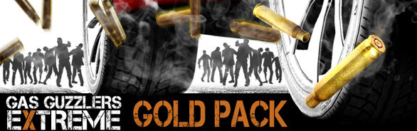 Gas Guzzlers Extreme Gold Pack Steam Key GLOBAL
