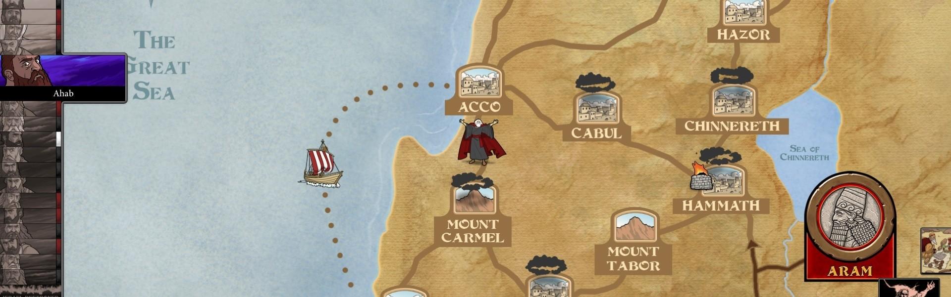 Kings of Israel Steam Key GLOBAL