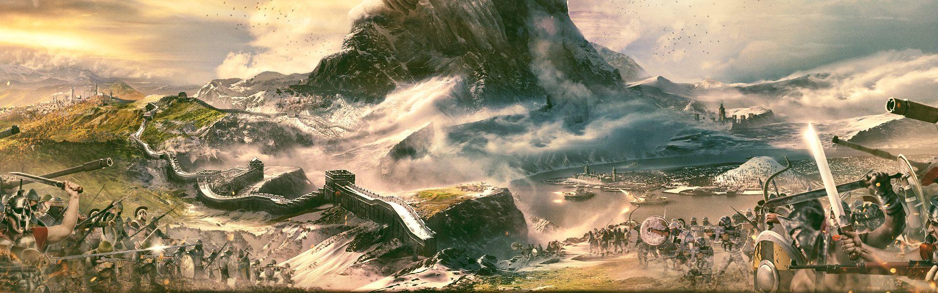 Sid Meier's Civilization VI - Australia Civilization & Scenario Pack (DLC) Steam Key GLOBAL