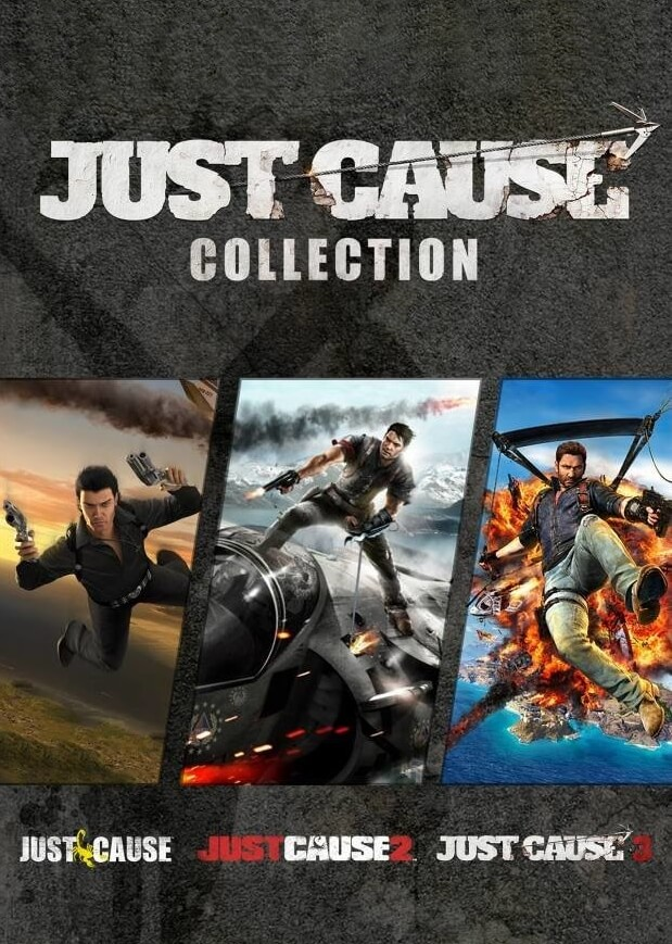 Just Cause Bundle