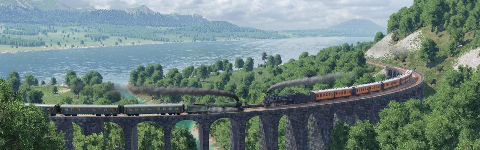 Transport Fever 2 Steam Key GLOBAL