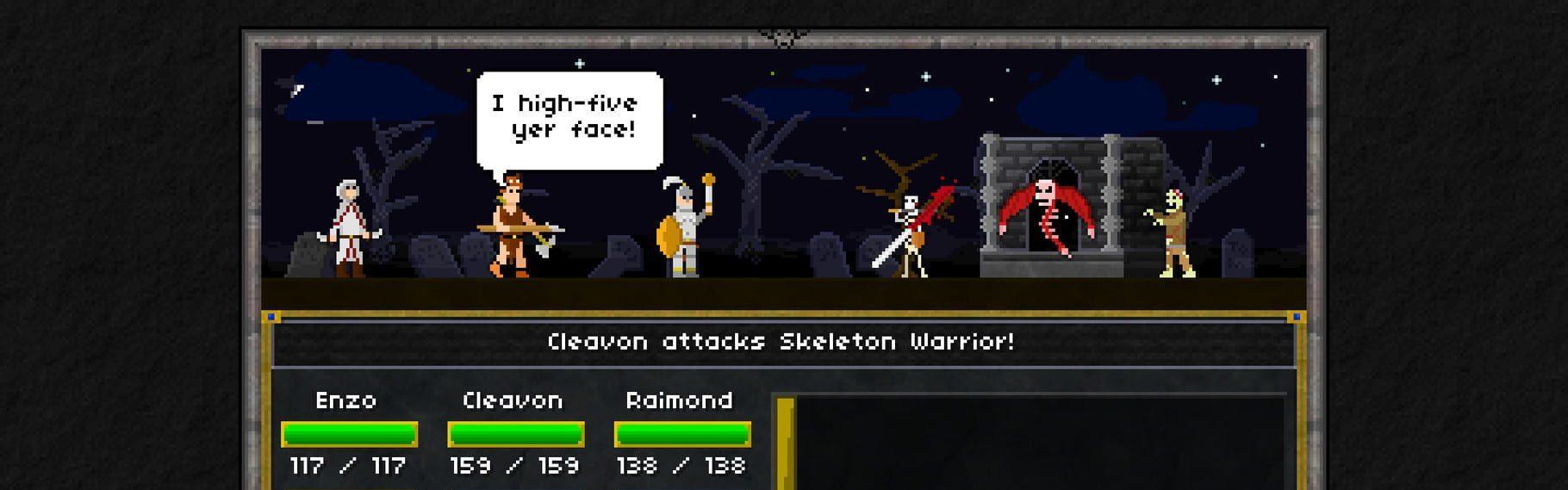Pixel Heroes: Byte & Magic Steam Key GLOBAL