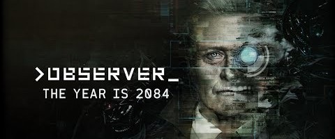 Observer Steam Key EUROPE