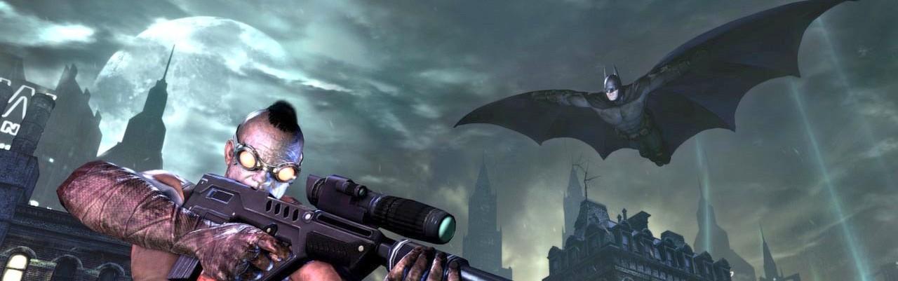 Batman: Arkham Collection Steam Key GLOBAL