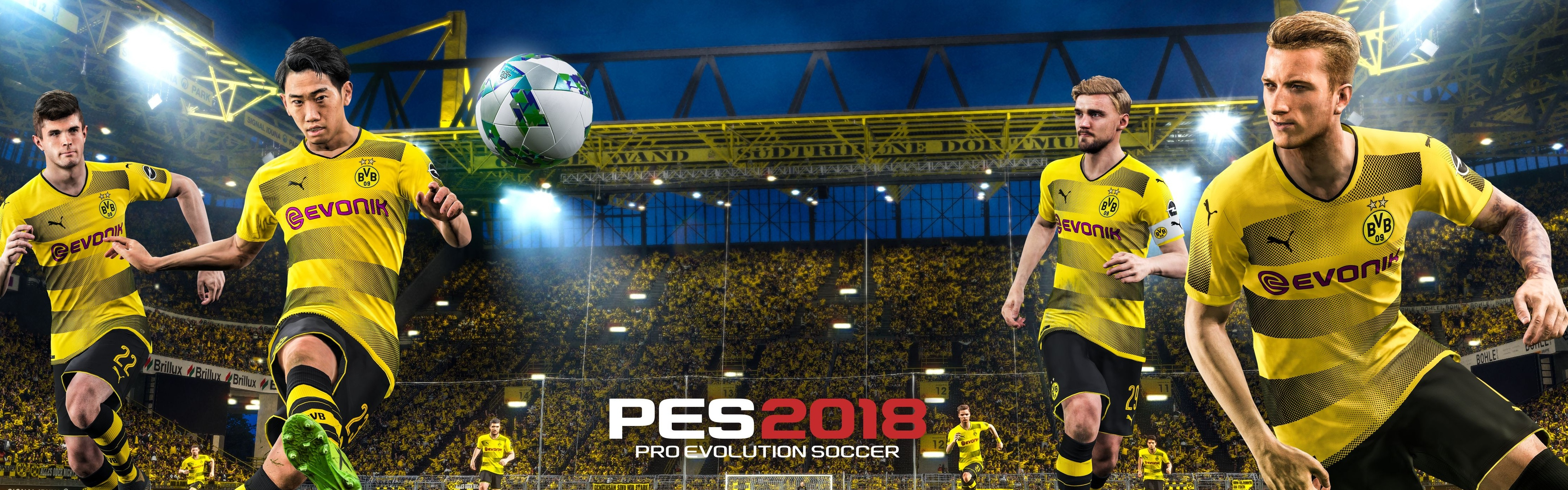 Pro Evolution Soccer 2018 Steam Key EUROPE