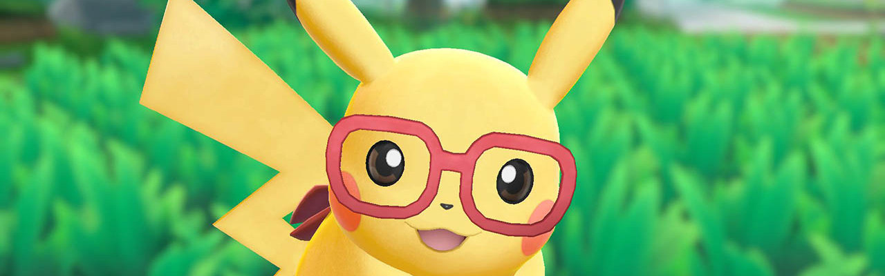 Pokemon: Let's Go, Pikachu! (Nintendo Switch) eShop Key EUROPE
