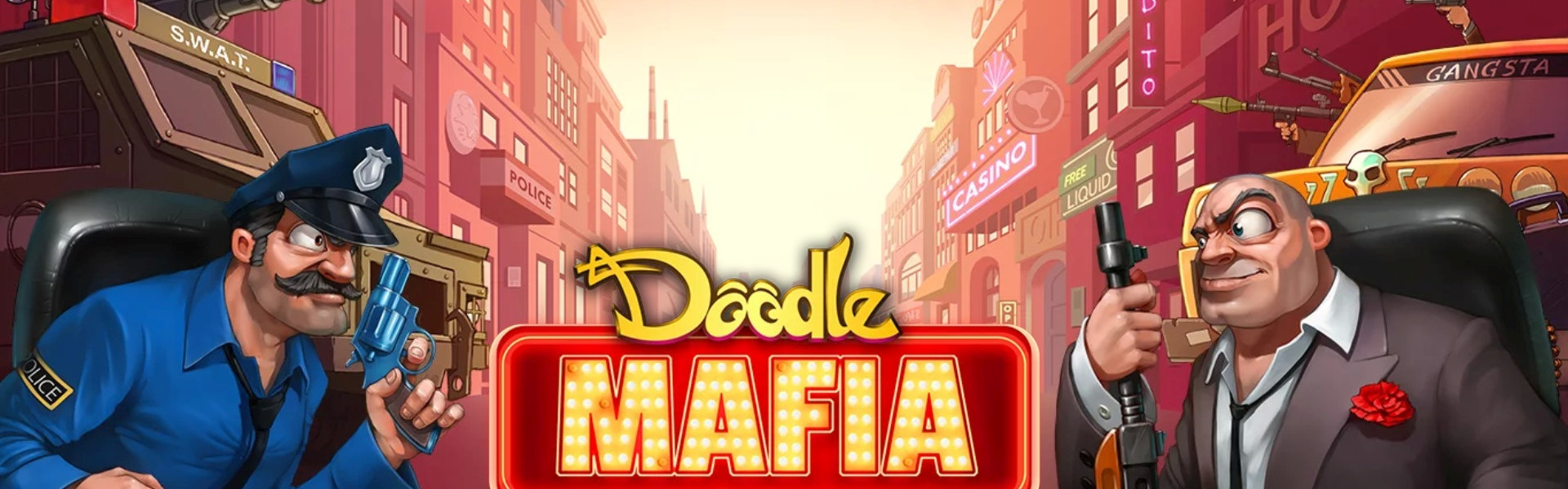 Doodle Mafia Steam Key GLOBAL