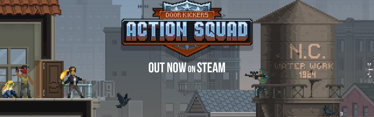 Door Kickers: Action Squad Steam Key GLOBAL