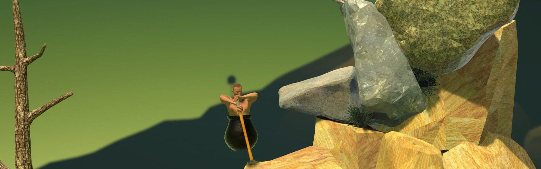 Getting Over It with Bennett Foddy Steam Key GLOBAL