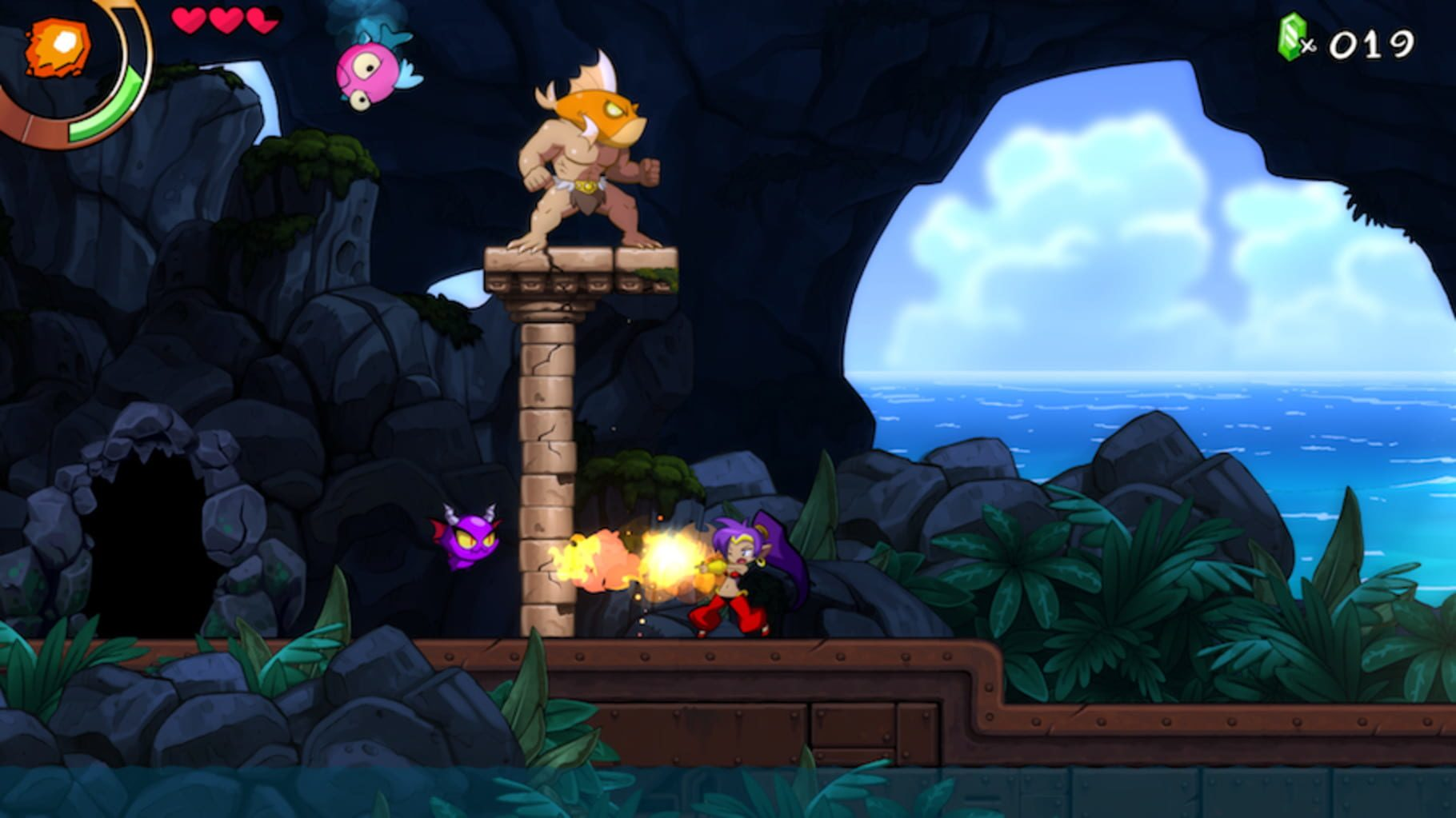 Shantae and the Seven Sirens Steam Key GLOBAL