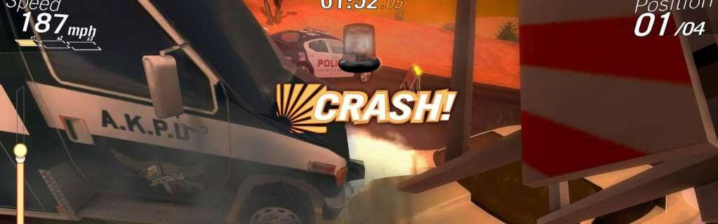 Crazy Cars - Hit the Road Steam Key GLOBAL