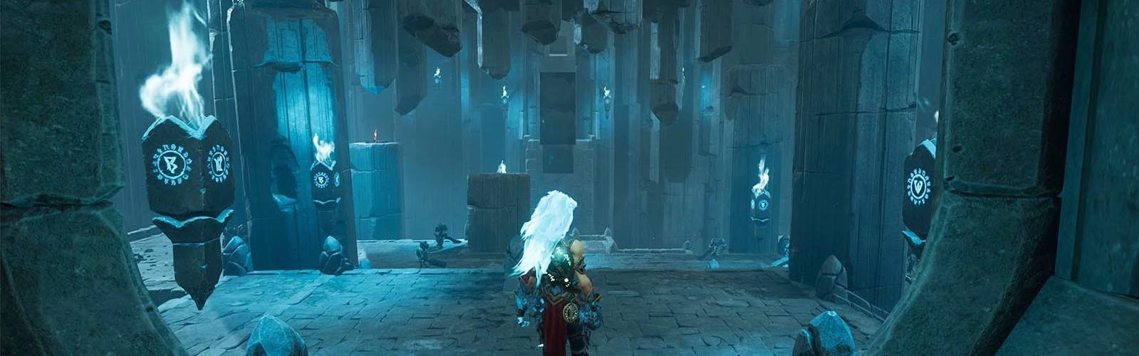 Darksiders III - Keepers of the Void (DLC) Steam Key GLOBAL